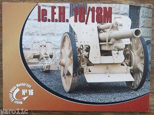 German light field howitzer 18/18M - Model Detail Photo Monograph - English!! - <span itemprop=availableAtOrFrom>Reda, Polska</span> - Zwroty są przyjmowane - Reda, Polska