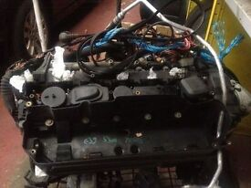 Bmw E39 530d 525d 99/03 diesel engine BREAKING 1 3 5 6 7 SERIES