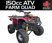 GRUDGE 150cc ATV Farm Quad Rocklea Brisbane South West Preview
