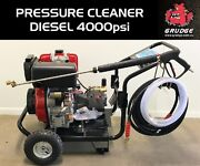 Pressure Washer/Cleaner 4000psi DIESEL ELECTRIC START - Brand NEW Rocklea Brisbane South West Preview