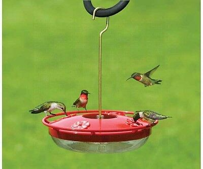 ASPECTS #429 HummZinger 12 oz  HIGH VIEW HUMMINGBIRD FEEDER, Made in the USA