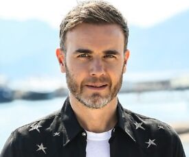 *Pair* Gary Barlow Friday 18th May SOLD OUT Gig @ London Palladium Theatre Tickets