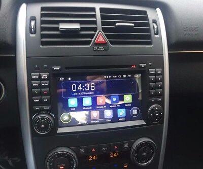 NAVEGADOR GPS ANDROID 10 MERCEDES CLASE B, SPRINTER,VIANO,VITO, W245,W169,W639