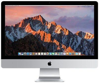 """Apple iMac 27"""" Retina 5K MNE92D/A-058147 Mid 2017  Intel Core i5 8 GB RAM (PC)"""