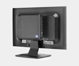 HP Compaq Elite All-in-One Desktop Business PC (8GB RAM, i3 4th gen, 500GB)