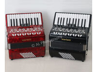 SCARLATTI 48 Bass Accordions (NEW)
