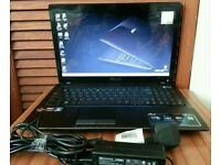 ASUS X53U 15.6in. (4/500GB, AMD E-450 APU with Radeon (tm) HD Graphics 1.65GHz) Win 7 Laptop
