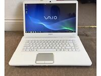 """SONY VAIO VGN-NW20EF/W-15,6"""" SCREEN"""