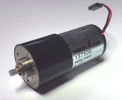 Maxon A-max 137506 Gearhead Motor 3-36v Dc - 50rpm 12 V Dc - 100rpm 24 V Dc