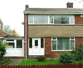 Fantastic 3 Bed semi-detached, Deneside in the ever popular Whorlton Grange, Newcastle
