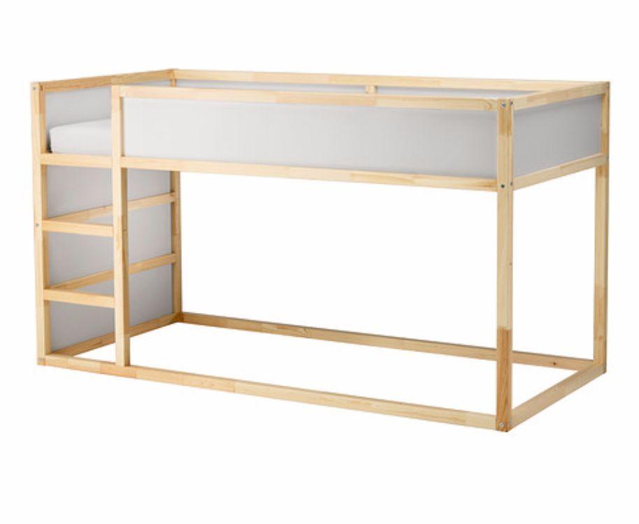 Ikea Kura Childs Reversible Cabin Bed In Dumfries