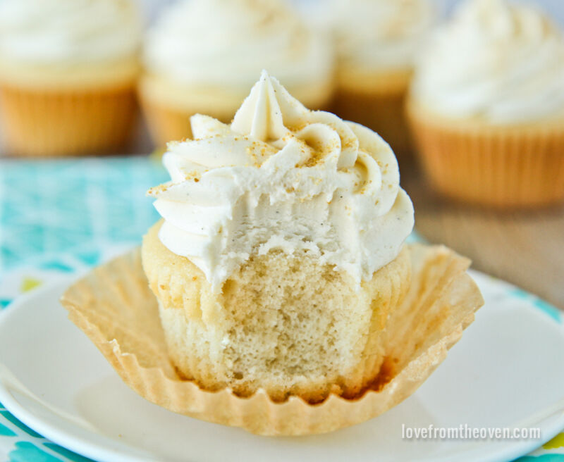 Doctored Yellow Cake Mix Sour Cream