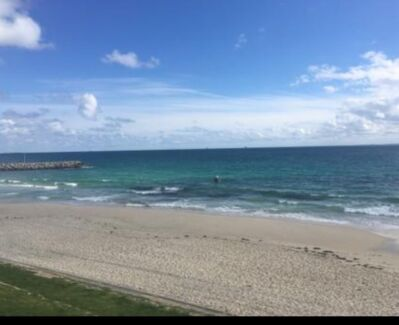 Double, Furnished Room, Beach Side Location in Cottesloe
