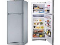 INDESIT Fridge Freezer - 70m x 70cm - Perfect Condition