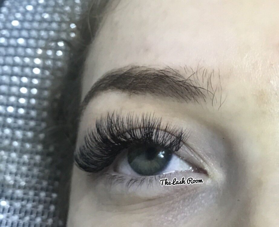Eyelash Extensions Russian Volume Classic Lashes And Lvl In