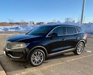 2018 Licoln MKX  Reserve -lease take over