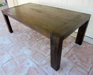 Kingston 8 Seater Dining Table 2.1m Long Rothwell Redcliffe Area Preview