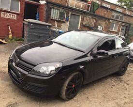 Vauxhall Astra SXi 1.4 16v sports hatch vxr replica