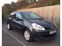 RENAULT CLIO EXPRESSION 1.4 cheap insurance*FULL SERVICE HISTORY*not corsa fiesta fabia corolla aygo