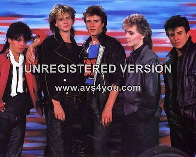 "Duran Duran 10"" x 8"" Photograph no 74"