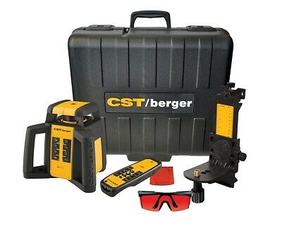 Cst Berger Rl25hv Horizontallvertical Rotary Line Laser
