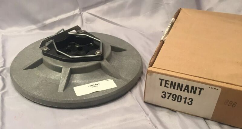 """Tennant 379013 Pad Holder Driver Assembly Disk 13"""" New"""