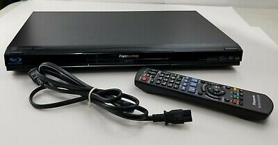 Used Panasonic DMP-BD60 blu-ray disc player with remote
