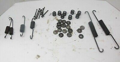 Used Ford 9n 2n Tractor Brake Shoe Anchor Retainer Spring Kit