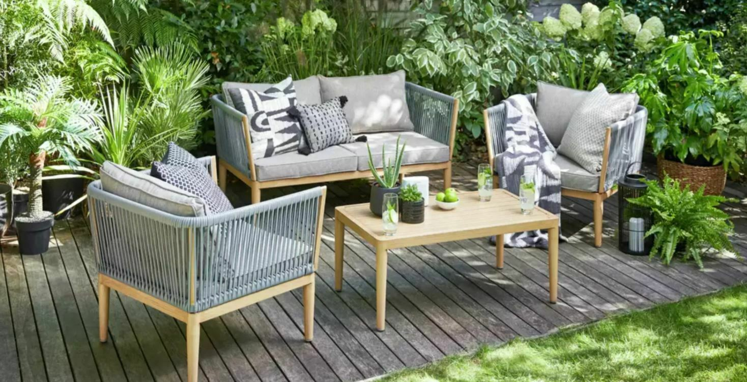 Garden Furniture - Pascal Garden Furniture - High Qaulity, In or Outdoor - 3 Sets to Choose From!!