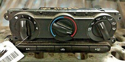 04-08 FORD F150 PICKUP w/Heat Back Glass OEM Heat/AC Controller Manual Control