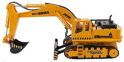 Big Daddy Functional Excavator  Electric Rc Remote Control Construction Tractor