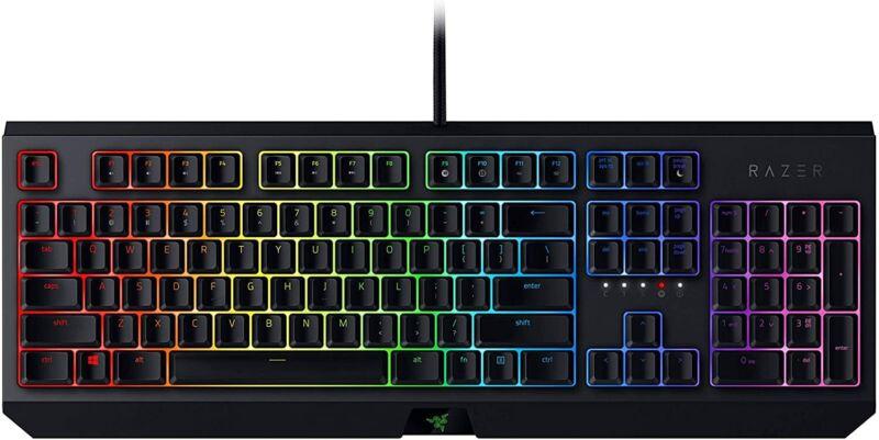 Razer BlackWidow 2019 Mechanical Gaming Keyboard Certified Refurbished