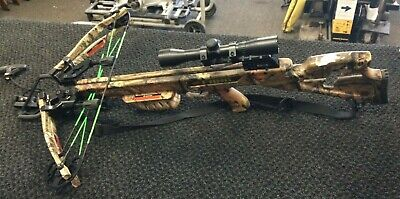 PSE Fang Crossbow with Scope