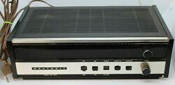 Vintage Heathkit Digital Clock Alarm GR-1075 Panaplex Nixie Era Tested