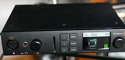 Blackmagic Design UltraStudio 4K Mini Thunderbolt 3 HDMI, Component Capture Unit