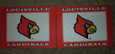 2) LOUISVILLE CARDUINALS RUG 24