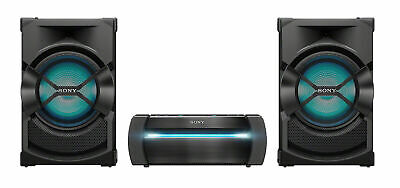 Sony SHAKE-X10 High Power Home Audio System - Black - $375.00