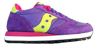 Saucony Sneaker Shoes Woman Jazz Original S1044-464 Purple