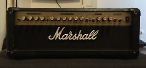 Guitar head Marshall 100w