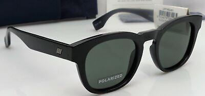 Le Specs Block Party Sonnenbrille Damen Schwarz Rahmen Polarisierte Linse