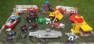 Bulk Lot f Childs Indoor Outdoor Toys
