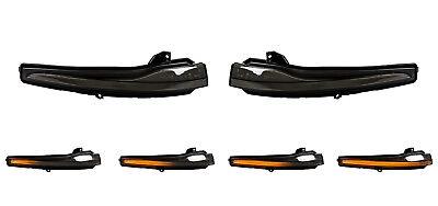 LED Dynamische Spiegelblinker Laufblinker Aussenspiegel für Mercedes W205 SP8