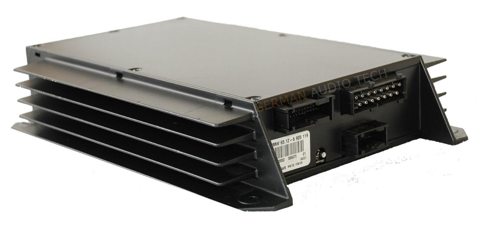 Bmw Dsp Amplifier Nav Amp E38 740i 750 E39 525i 530i 540i