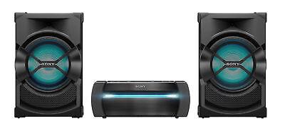 Sony SHAKE-X10 High Power Home Audio System - Black - $375.00