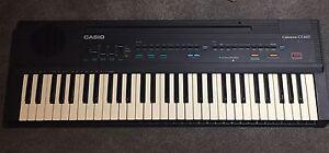 Casio keyboard CT-607