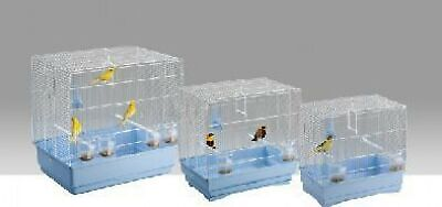 Imac 5–10205Cage Birds Set Irene, Chrome and Brown