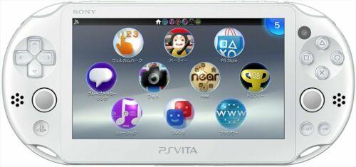 Sony+PS+Vita+White+PCH-2000+Wi-Fi+Model+ZA12+Console+Playstation