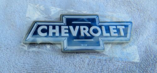 Chevrolet Bow Tie Logo Refrigerator Magnet