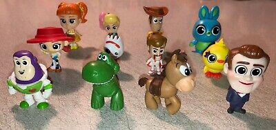 Disney Toy Story 4 - Mini Mystery Figures Series 1 - COMPLETE Open Bag SET - NEW