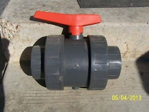 HD 3 in ball valve